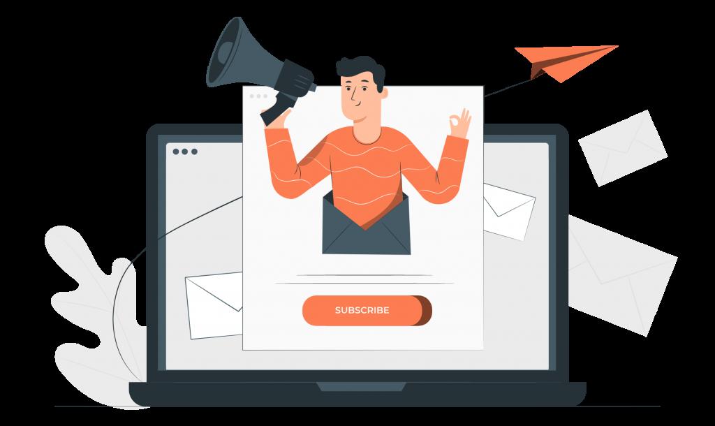 assine newsletter