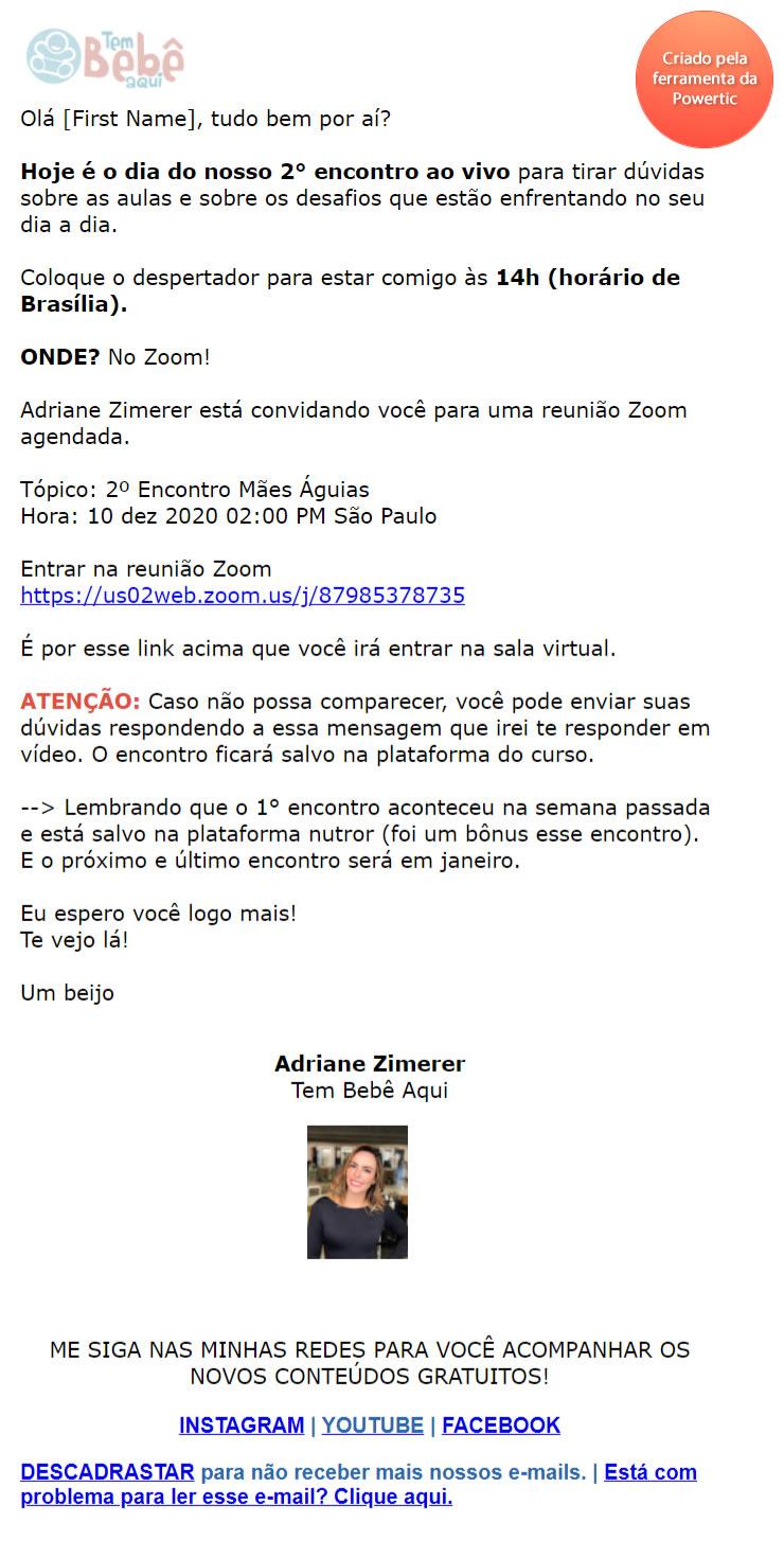 email convite full